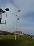 Image for 'Mundesley Green' Flagpole - Mundesley, Norfolk