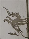 Image for Cardiff - Dragon Logo - Queen Street - Cardiff, Wales, Great