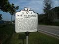 Image for Martin's Station