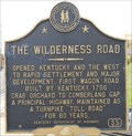 Image for The Wilderness Road, London, Kentucky