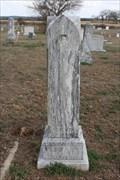 Image for W.L. Spratt - Lower Greens Creek Cemetery - Dublin, TX