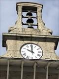 Image for Horloge des Les Halles - Concarneau, Finistére, FRA