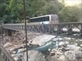 Image for Bailey Bridges over Rio Urubamba -- Estrada Machu Picchu, nr Aguas Calientes, Lurin, Peru