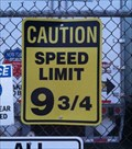 Image for 9 3/4 mph Speed Limit - Meadowbrook Dairy - Erie, PA