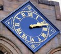 Image for [Former] St Peter's Chapel Clock - Castle Hill, Warwick, UK