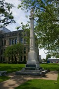 Image for Major General John Buford Memorial - Rock Island IL