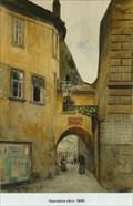 Image for Vejvodova ulice  by Vaclav Jansa - Prague, Czech Republic