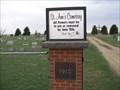 Image for St. Ann's Cemetery, Humboldt, South Dakota