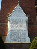 Image for Memorial Tower and Tablet - Easthampton, MA