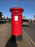 Image for Victorian Pillar Box - The Burroughs, Hendon, London NW4, UK