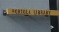 Image for Portola Branch wifi - San Francisco Public Library - San Francisco, CA