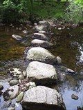 Image for Cataloo Steps, River Tavy, West Dartmoor.