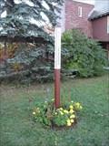 Image for St. John's Church Peace Pole – La Pointe, WI