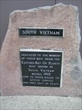 Image for Vietnam Memorial Plaque, Whakatane. New Zealand.
