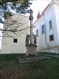 Image for Marian Column - Horovice, Czech Republic