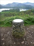 Image for Castlehead Viewpoint - Keswick, Cumbria, UK.