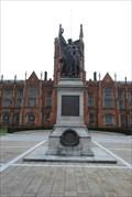 Image for War Memorial, Queen's University, Belfast