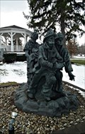 Image for First From The Flames - Memorial Park - Macedonia, Ohio