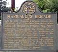 Image for Manigault's Brigade - GHM 060-93 – Fulton Co. GA
