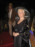 Image for Dame Judi Dench - wax model