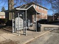 Image for Wayland Square Bus Shelter - Providence, Rhode Island  USA