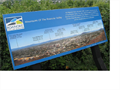 Image for Mill Mountain Overlook Orientation Board, Roanoke, Va