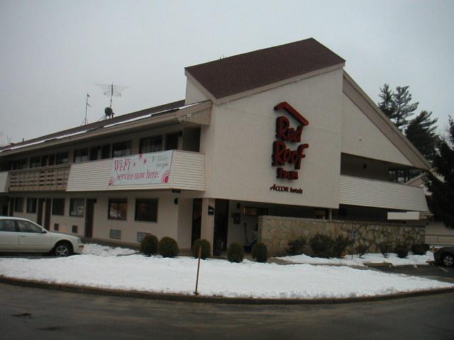 Roof Red Roof Inn Salem Nh