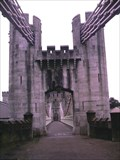 Image for Conwy Suspension Bridge, Conwy, Wales
