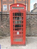 Image for Red Telephone Box - London Road, Harrow-on-the-Hill, London, UK