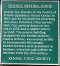 Image for Friends Meeting House, Kendal, Cumbria, UK