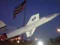 Image for USAF Lockheed F-104G Starfighter - Alexandria, Louisiana