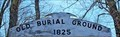 Image for Old Burial Ground - 1825 - Petite Riviere, NS