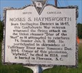 Image for 21-1 Moses S. Haynsworth