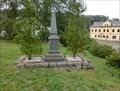 Image for Combined  War Memorial - Horní Slavkov, Czech Republic