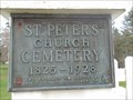 Image for St Peter's Church Cemtery - Wallacetown, Ontario