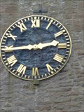 Image for Clock, St Mary's, Tenbury Wells, Worcestershire, England