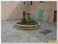 """Image for La fontaine """"Pot de fleurs"""" - Peyrolles en Provence, France"""