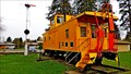 Image for Spokane International Caboose C-21 - Sandpoint, ID