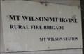 Image for Mt Wilson/Mt Irvine Rural Fire Brigade