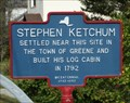 Image for Stephen Ketchum - Greene, NY