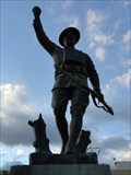 """Image for The E. M. Viquesney """"Spirit of the American Doughboy"""" - Price, Utah"""