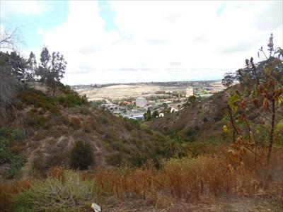 Trolley Barn Park Overlook - San Diego, CA - Scenic ...