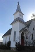 Image for St. Mary's Episcopal Church -- Hamilton TX