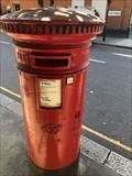 Image for Victorian Round Pillar Box - Tite Street, Chelsea, London, UK