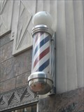 Image for Shelton's Barber Shop Pole - Fort Worth, TX