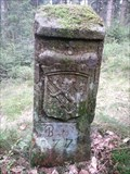 Image for Historic Borderstone (2/4) - Schnaid/ Bayern/ Germany