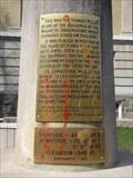 """Image for 43 39' 35.9'N 79 23' 41.7""""W - Transit Pillar - Toronto, Ontario, Canada"""