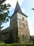 Image for Bell Tower, St Kenelm's Church, Clifton-upon-Teme, Worcestershire, England