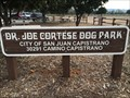 Image for Dr. Joe Cortese Dog Park - San Juan Capistrano, CA