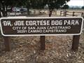Image for Dr. Joe Cortese Dog Park - San Juan Capistrano, CA